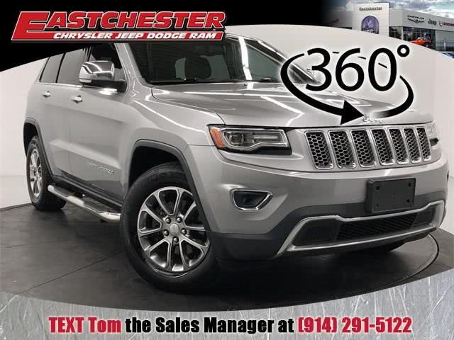 Used Jeep Grand Cherokee Limited 2014 | Eastchester Motor Cars. Bronx, New York