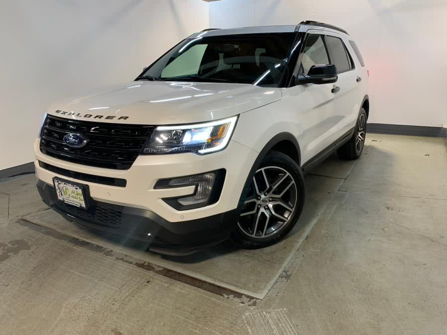 Used 2017 Ford Explorer in Lodi, New Jersey | European Auto Expo. Lodi, New Jersey