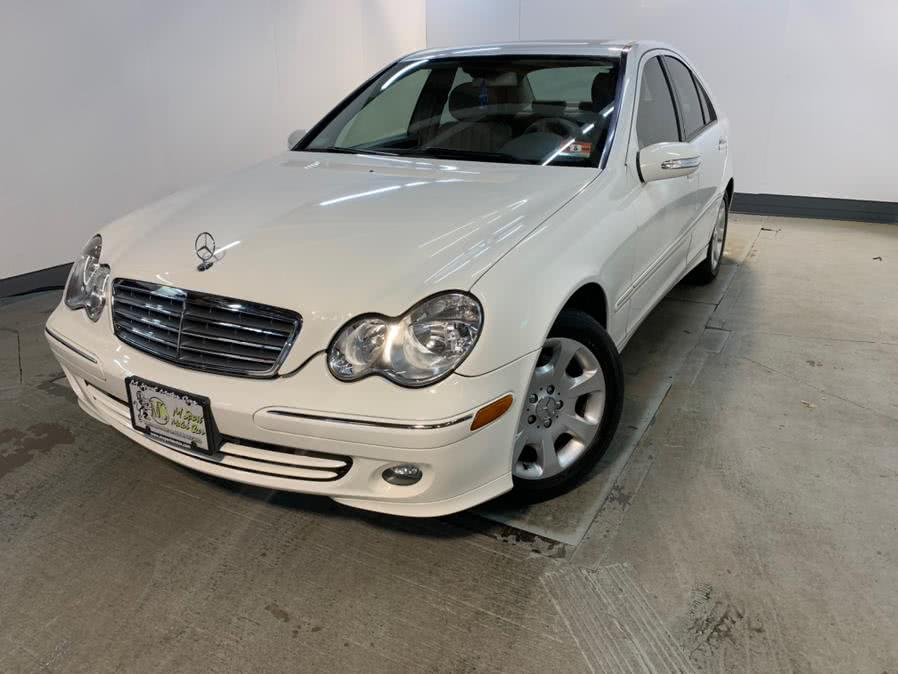 Used 2006 Mercedes-Benz C-Class in Hillside, New Jersey | M Sport Motor Car. Hillside, New Jersey