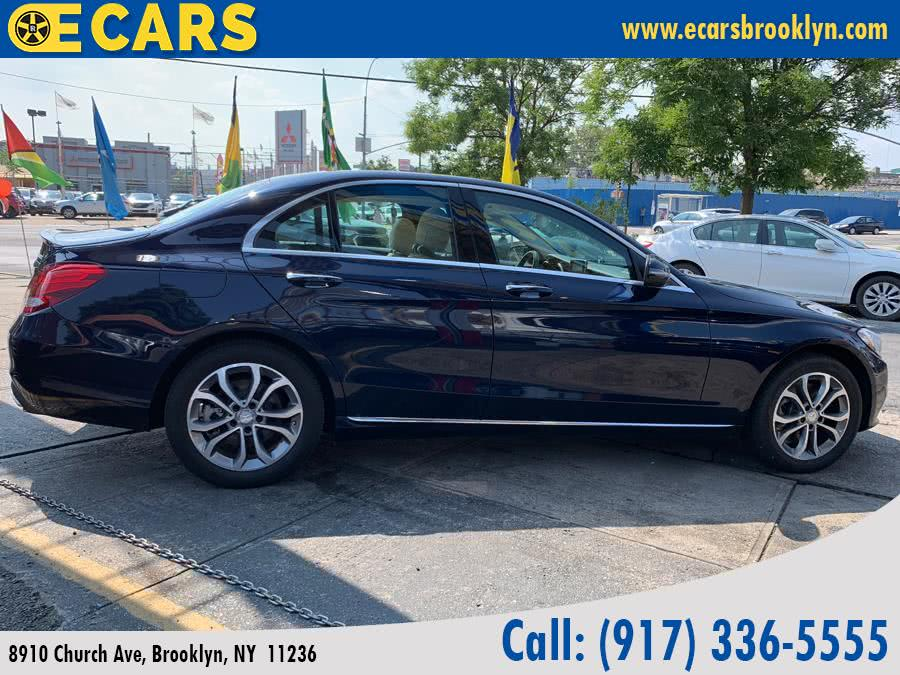 Used Mercedes-benz C-class 4dr Sdn C 300 Luxury 4MATIC 2016 | E Cars . Brooklyn, New York