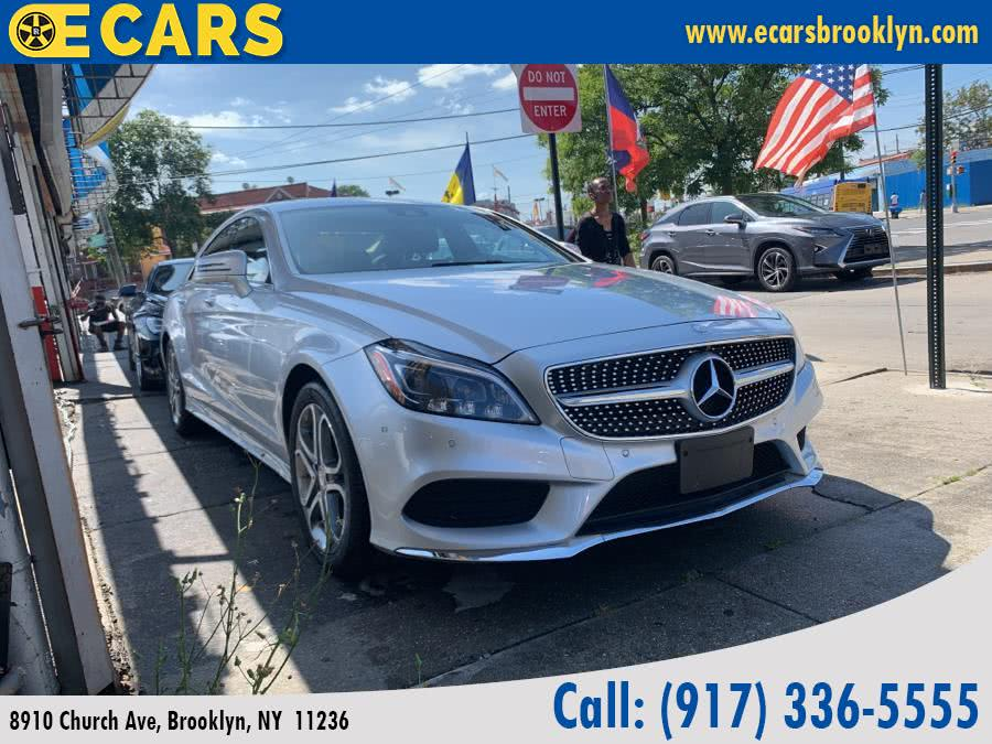 Used 2016 Mercedes-benz Cls-class in Brooklyn, New York | E Cars . Brooklyn, New York