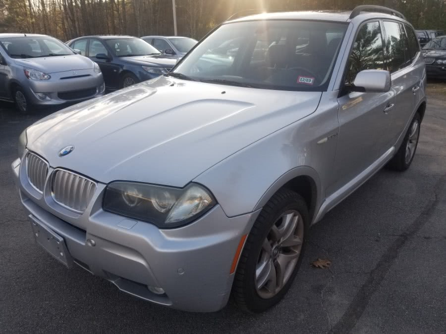 Used 2008 BMW X3 in Auburn, New Hampshire | ODA Auto Precision LLC. Auburn, New Hampshire