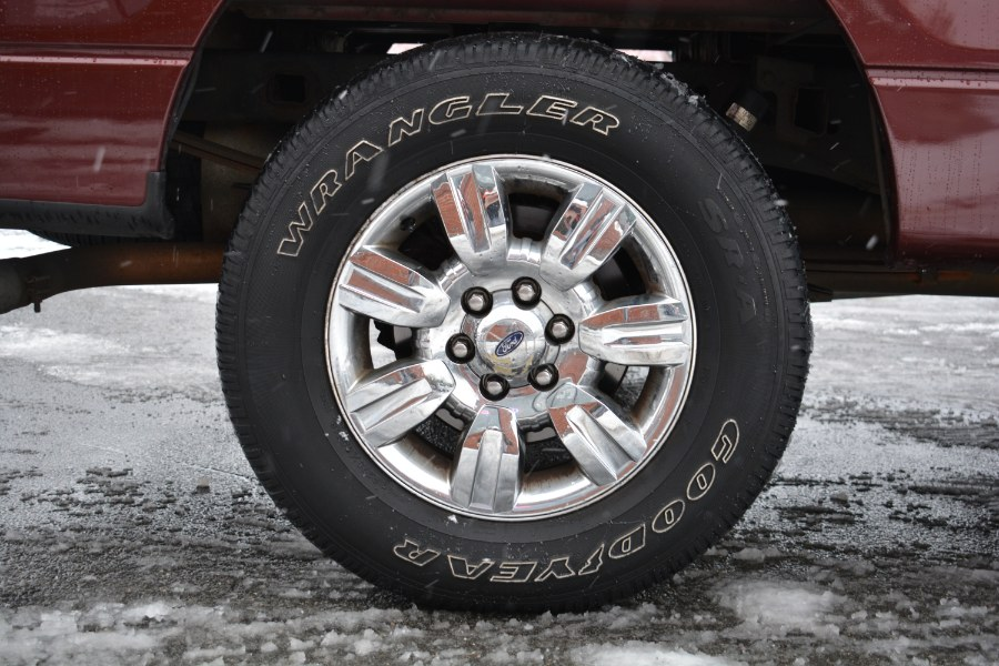 """Used Ford F-150 4WD SuperCab 145"""" XLT 2010 
