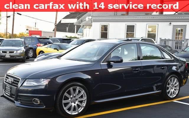Used 2012 Audi A4 in Lodi, New Jersey | Bergen Car Company Inc. Lodi, New Jersey