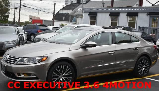 Used Volkswagen Cc 3.6L VR6 Executive 2014 | Bergen Car Company Inc. Lodi, New Jersey