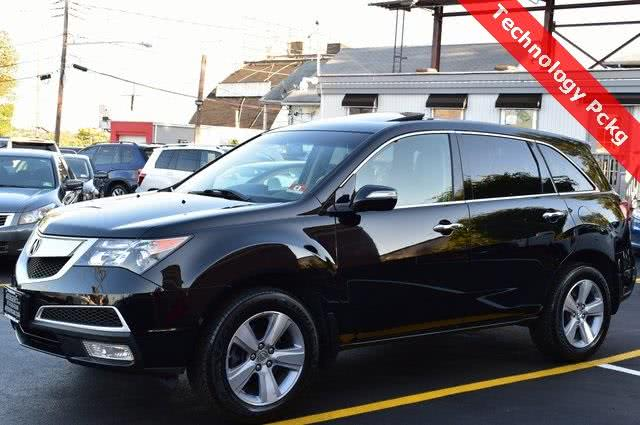 Used Acura Mdx Technology 2013 | Bergen Car Company Inc. Lodi, New Jersey
