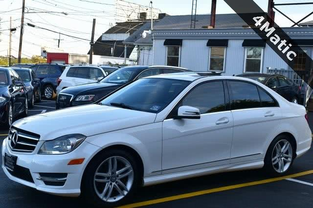 Used 2014 Mercedes-benz C-class in Lodi, New Jersey | Bergen Car Company Inc. Lodi, New Jersey