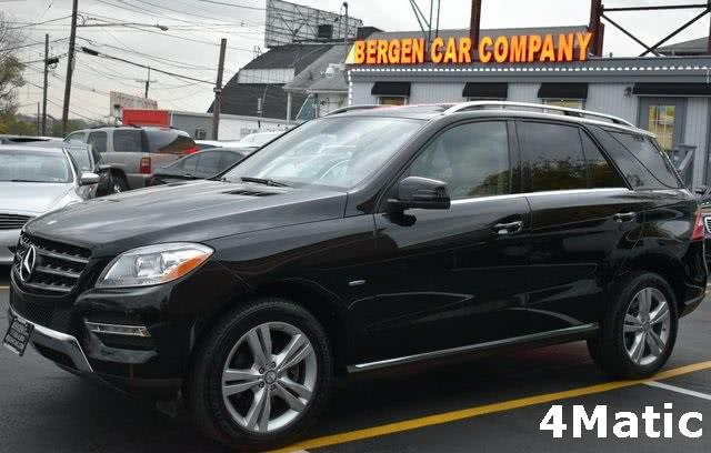 Used 2012 Mercedes-benz M-class in Lodi, New Jersey | Bergen Car Company Inc. Lodi, New Jersey