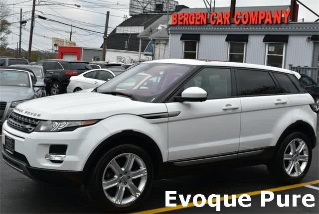 Used 2014 Land Rover Range Rover Evoque in Lodi, New Jersey | Bergen Car Company Inc. Lodi, New Jersey