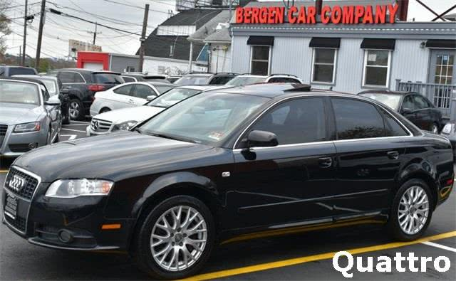 Used 2008 Audi A4 in Lodi, New Jersey | Bergen Car Company Inc. Lodi, New Jersey