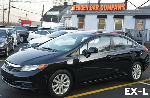 Used 2012 Honda Civic in Lodi, New Jersey | Bergen Car Company Inc. Lodi, New Jersey