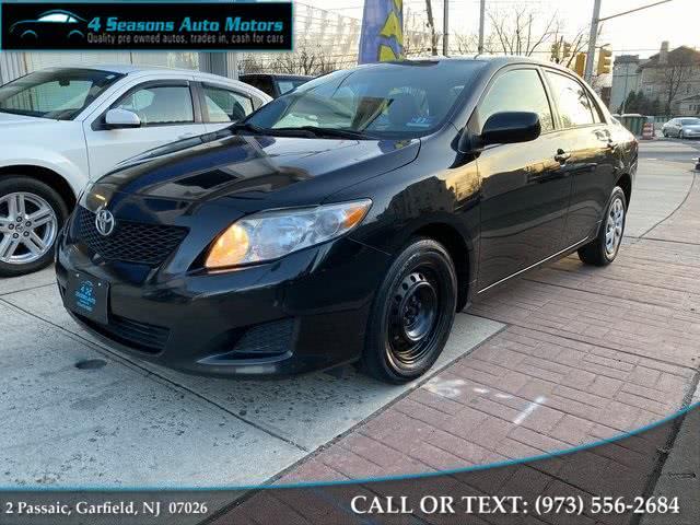 Used 2010 Toyota Corolla in Garfield, New Jersey | 4 Seasons Auto Motors. Garfield, New Jersey