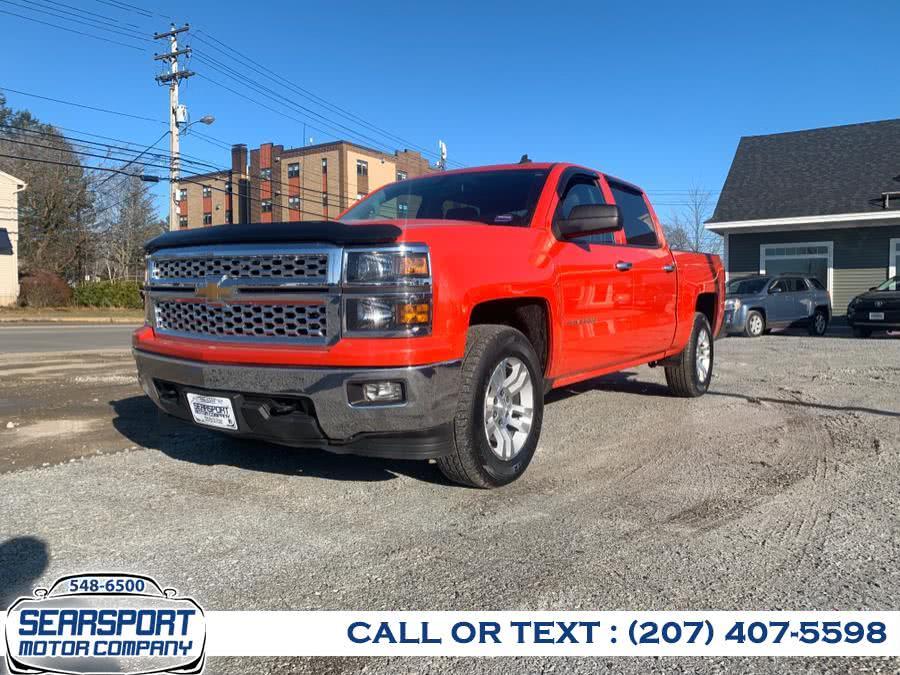 Used 2014 Chevrolet Silverado 1500 in Searsport, Maine | Searsport Motor Company. Searsport, Maine