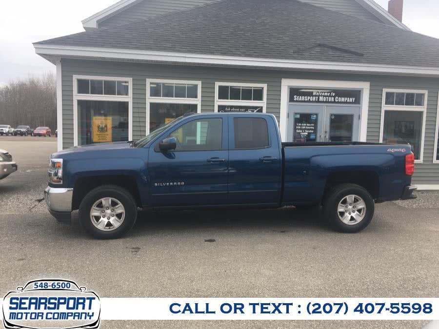 Used 2017 Chevrolet Silverado 1500 in Searsport, Maine | Searsport Motor Company. Searsport, Maine