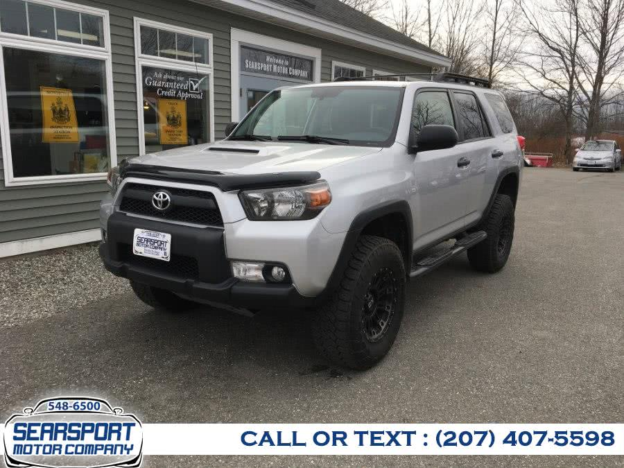 Used 2013 Toyota 4Runner in Searsport, Maine | Searsport Motor Company. Searsport, Maine