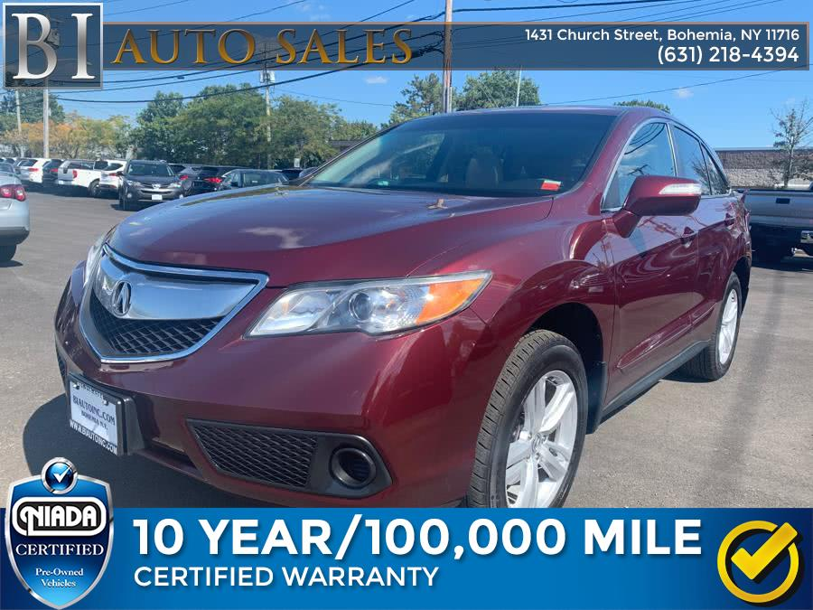 Used 2015 Acura RDX in Bohemia, New York | B I Auto Sales. Bohemia, New York