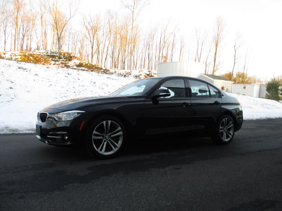 Used 2016 BMW 3 Series in North Salem, New York | Meccanic Shop North Inc. North Salem, New York
