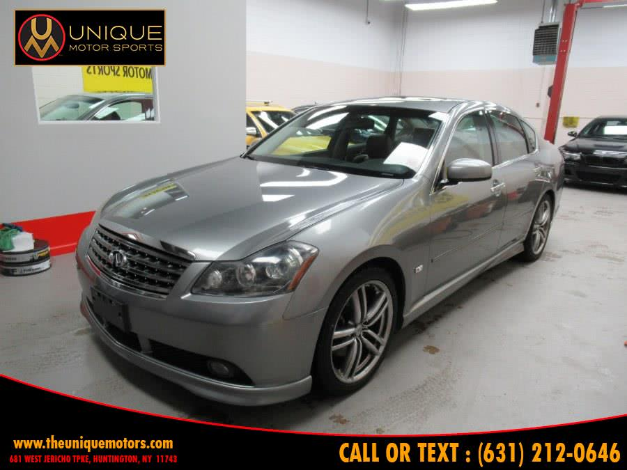 Used 2006 Infiniti M45 in Huntington, New York | Unique Motor Sports. Huntington, New York