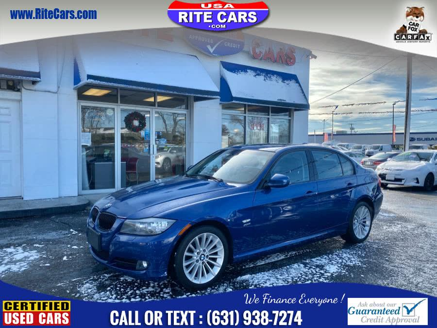 Used BMW 3 Series 4dr Sdn 328i xDrive AWD W/ NAVI & SPRT PDDL SHFTRS 2011 | Rite Cars, Inc. Lindenhurst, New York