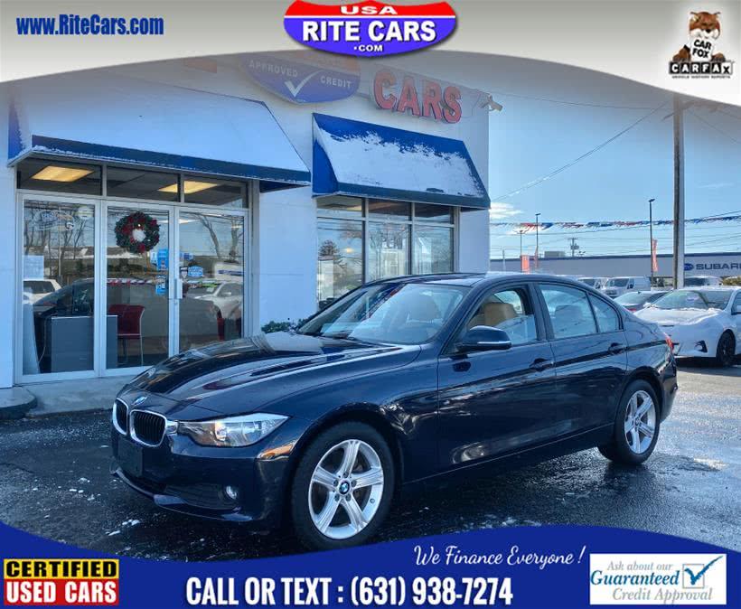 Used 2015 BMW 3 Series in Lindenhurst, New York   Rite Cars, Inc. Lindenhurst, New York