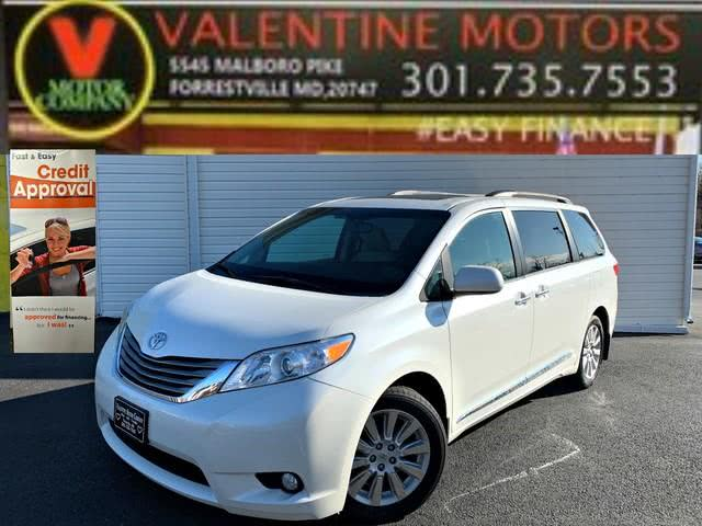 Used 2015 Toyota Sienna in Forestville, Maryland | Valentine Motor Company. Forestville, Maryland