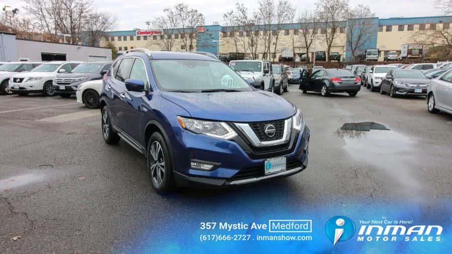Used 2018 Nissan Rogue in Medford, Massachusetts | Inman Motors Sales. Medford, Massachusetts