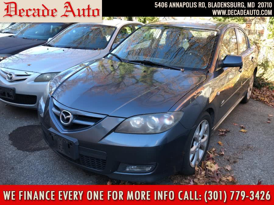 Used 2006 Mazda Mazda6 in Bladensburg, Maryland | Decade Auto. Bladensburg, Maryland