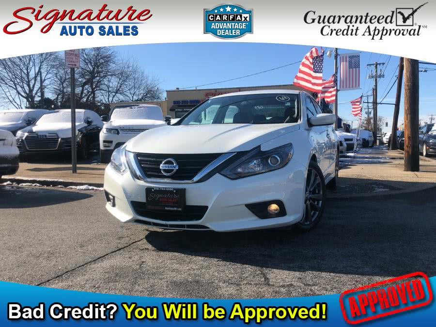 Used 2018 Nissan Altima in Franklin Square, New York | Signature Auto Sales. Franklin Square, New York