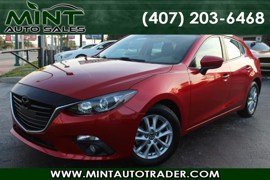 Used 2016 Mazda Mazda3 in Orlando, Florida   Mint Auto Sales. Orlando, Florida