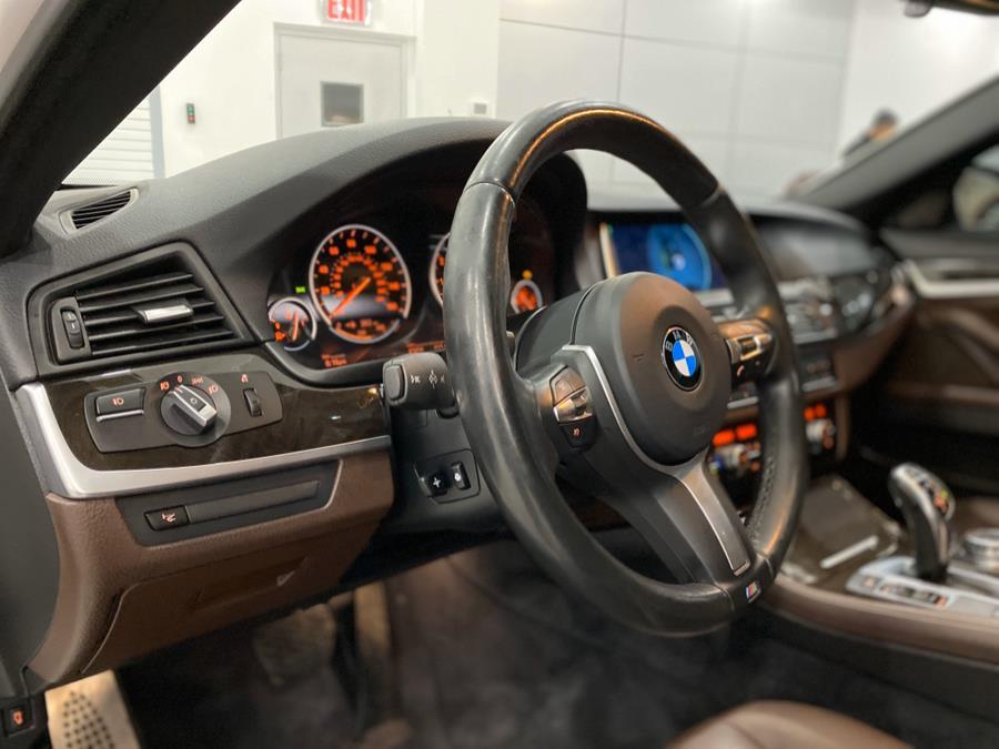 Used BMW 5 Series 4dr Sdn 535i xDrive AWD 2016 | Luxury Motor Club. Franklin Square, New York