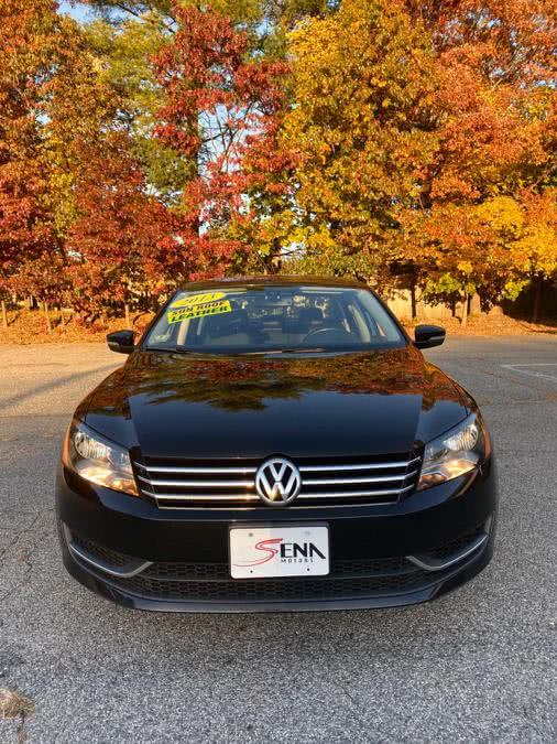 Used 2013 Volkswagen Passat in Revere, Massachusetts   Sena Motors Inc. Revere, Massachusetts