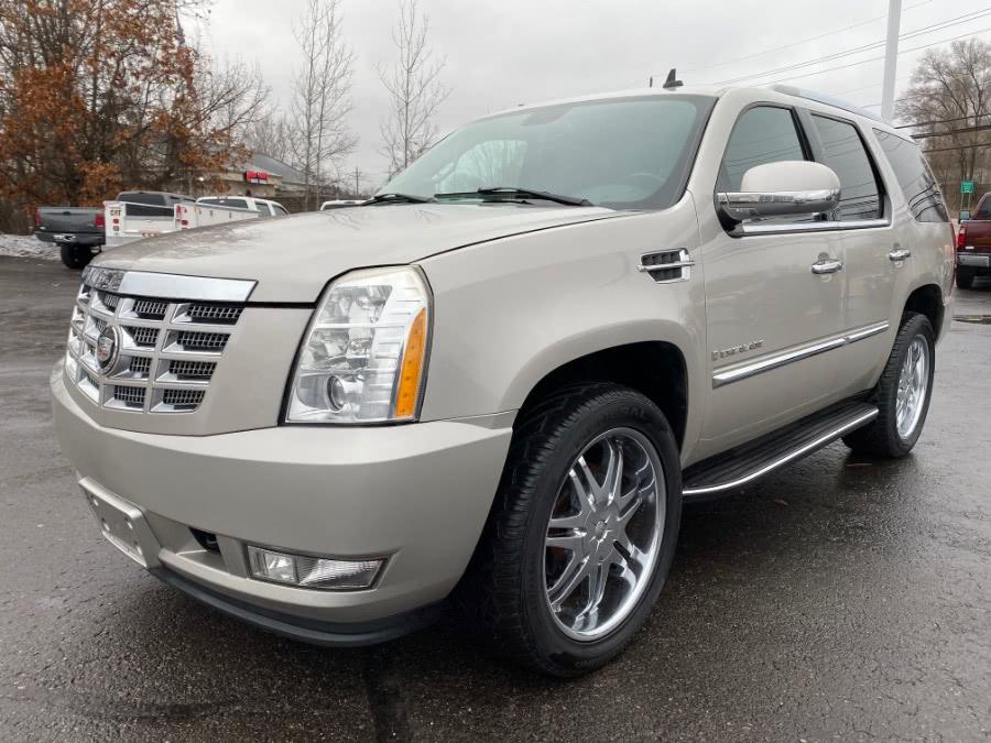 Used 2007 Cadillac Escalade in Ortonville, Michigan   Marsh Auto Sales LLC. Ortonville, Michigan