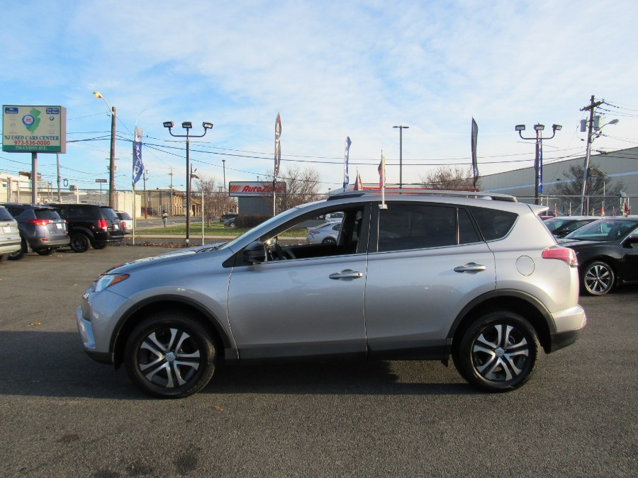 Used Toyota RAV4 LE AWD (Natl) 2017 | NJ Used Cars Center. Irvington, New Jersey