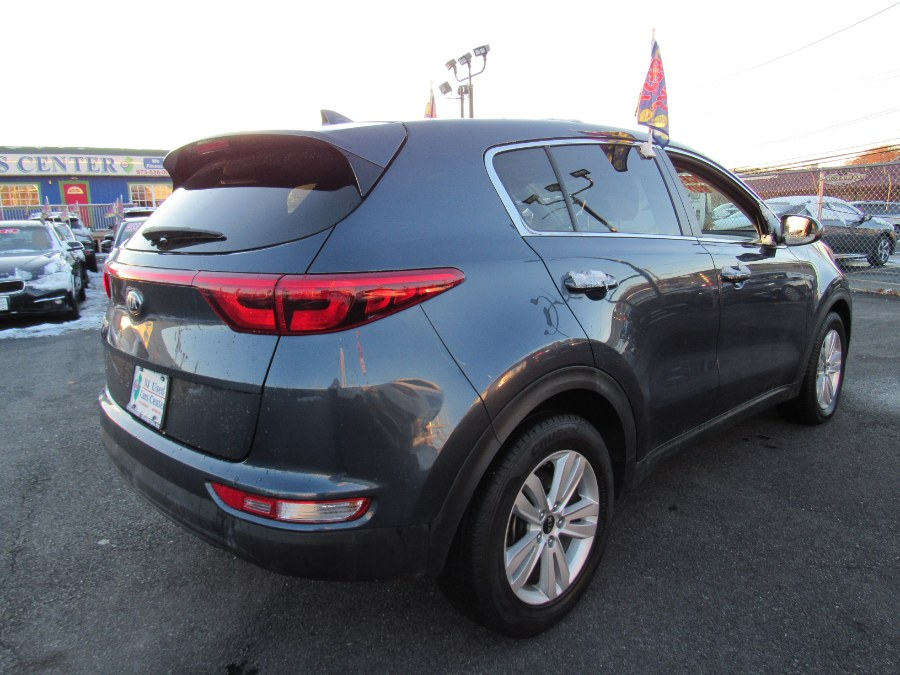 2018 Kia Sportage LX FWD, available for sale in Irvington, New Jersey | NJ Used Cars Center. Irvington, New Jersey