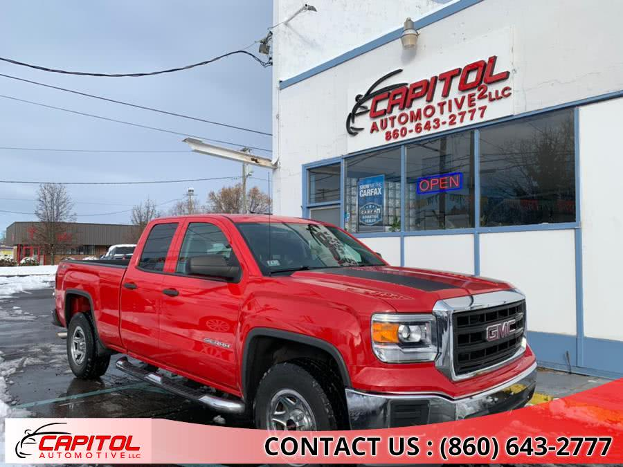 Used 2014 GMC Sierra 1500 in Manchester, Connecticut | Capitol Automotive 2 LLC. Manchester, Connecticut