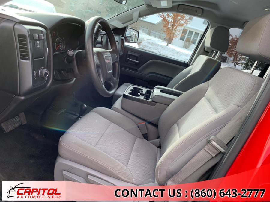 2014 GMC Sierra 1500 4WD Double Cab 143.5