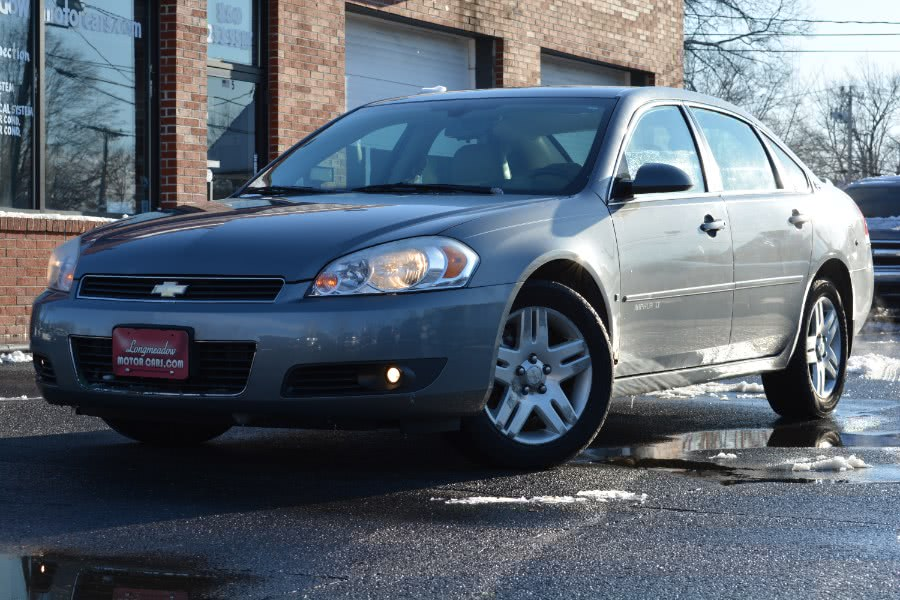 Used 2007 Chevrolet Impala in ENFIELD, Connecticut | Longmeadow Motor Cars. ENFIELD, Connecticut