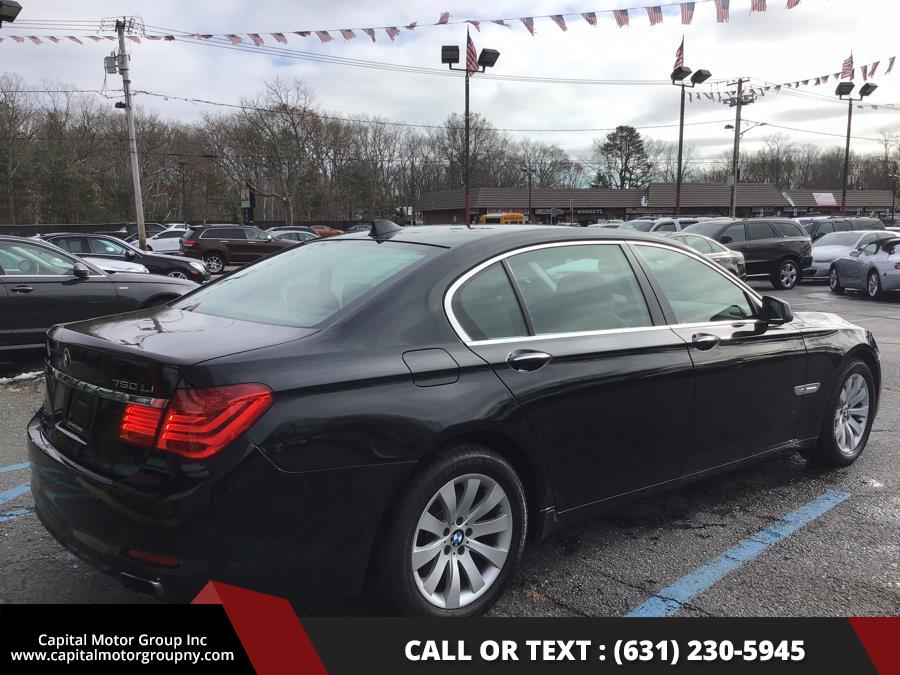 2010 BMW 7 Series 4dr Sdn 750Li xDrive AWD, available for sale in Medford, New York | Capital Motor Group Inc. Medford, New York