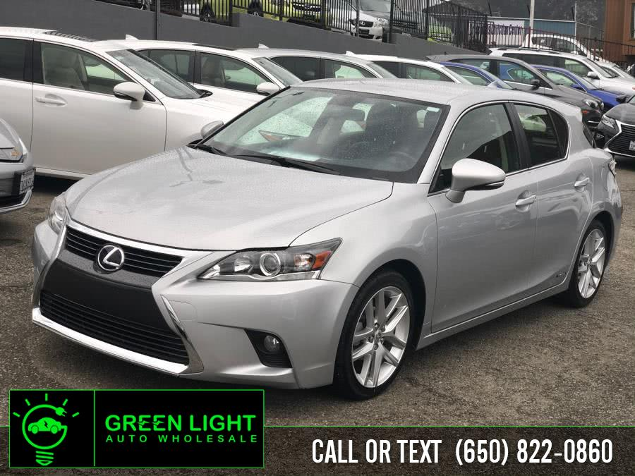 Used 2016 Lexus CT 200h in Daly City, California | Green Light Auto Wholesale. Daly City, California