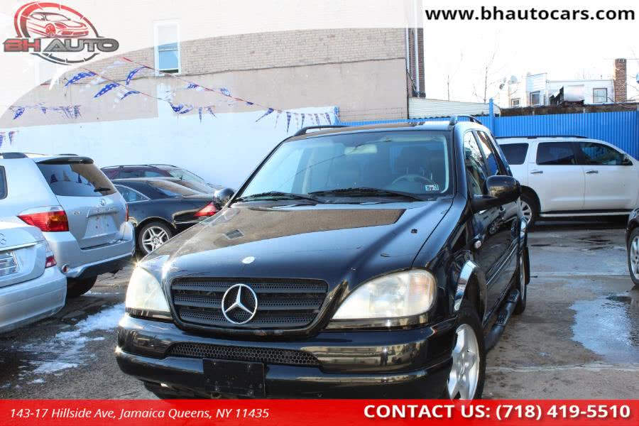 Used 2001 Mercedes-Benz M-Class in Jamaica Queens, New York | BH Auto. Jamaica Queens, New York