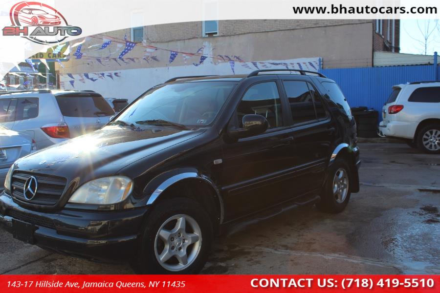 Used Mercedes-Benz M-Class 4dr AWD 3.2L 2001 | BH Auto. Jamaica Queens, New York
