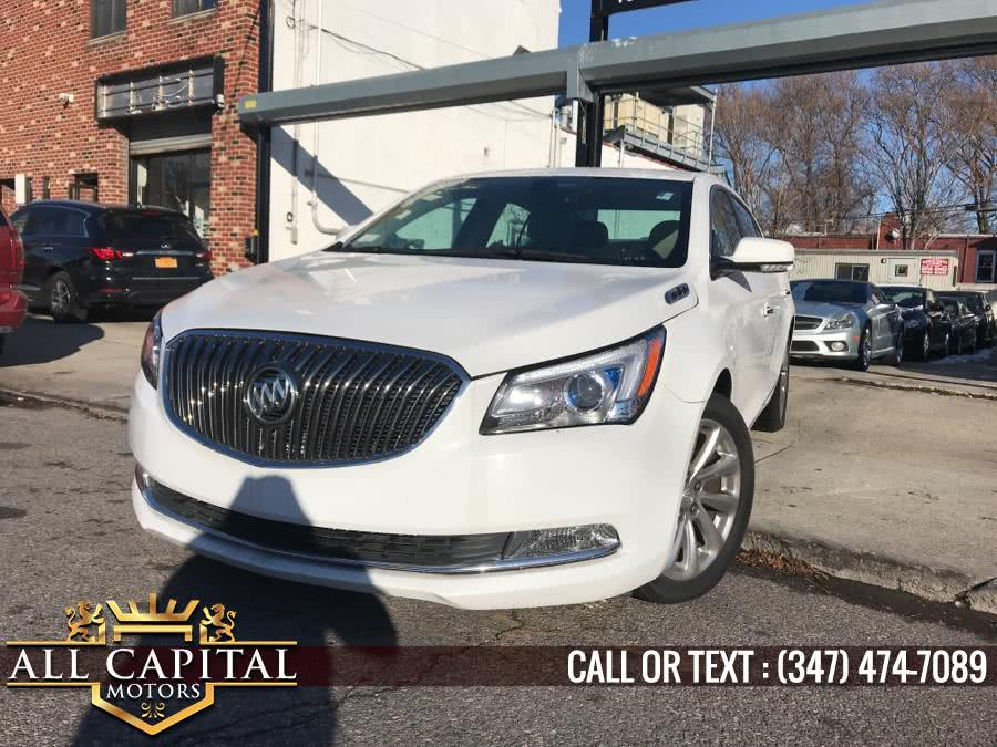 Used 2014 Buick LaCrosse in Brooklyn, New York | All Capital Motors. Brooklyn, New York