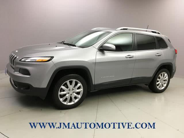 Used 2017 Jeep Cherokee in Naugatuck, Connecticut | J&M Automotive Sls&Svc LLC. Naugatuck, Connecticut
