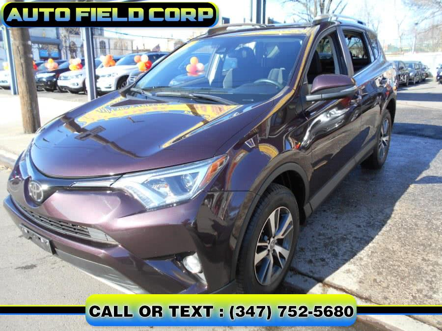 Used 2017 Toyota RAV4 in Jamaica, New York | Auto Field Corp. Jamaica, New York