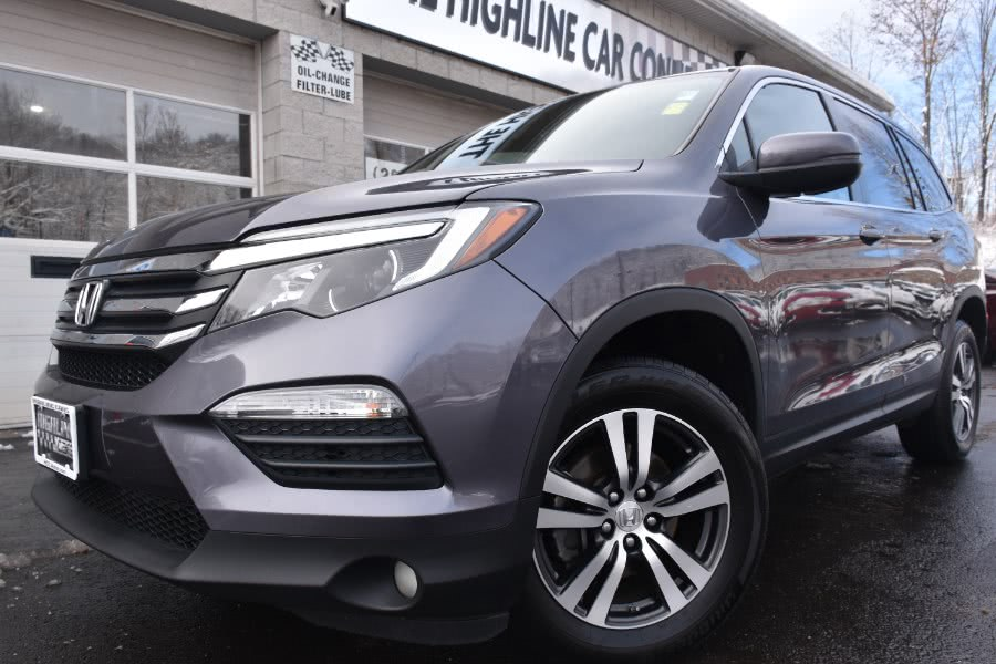 Used 2018 Honda Pilot in Waterbury, Connecticut | Highline Car Connection. Waterbury, Connecticut