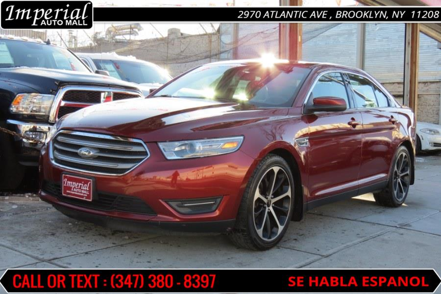 Used Ford Taurus 4dr Sdn SEL AWD 2014 | Imperial Auto Mall. Brooklyn, New York