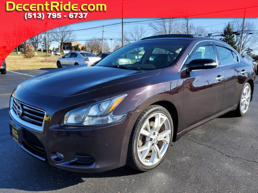 Used 2012 Nissan Maxima in West Chester, Ohio | Decent Ride.com. West Chester, Ohio