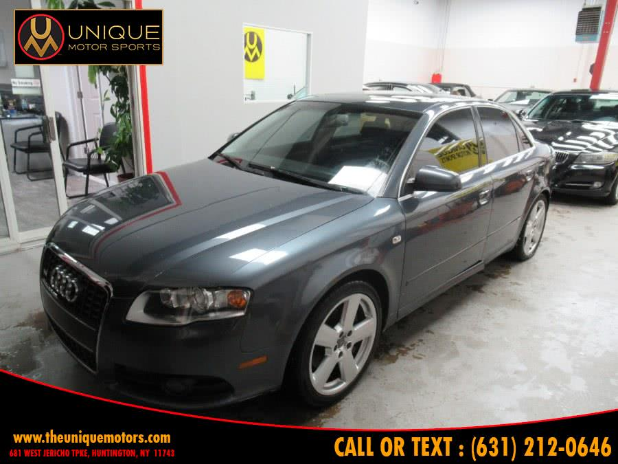 Used 2007 Audi A4 in Huntington, New York | Unique Motor Sports. Huntington, New York