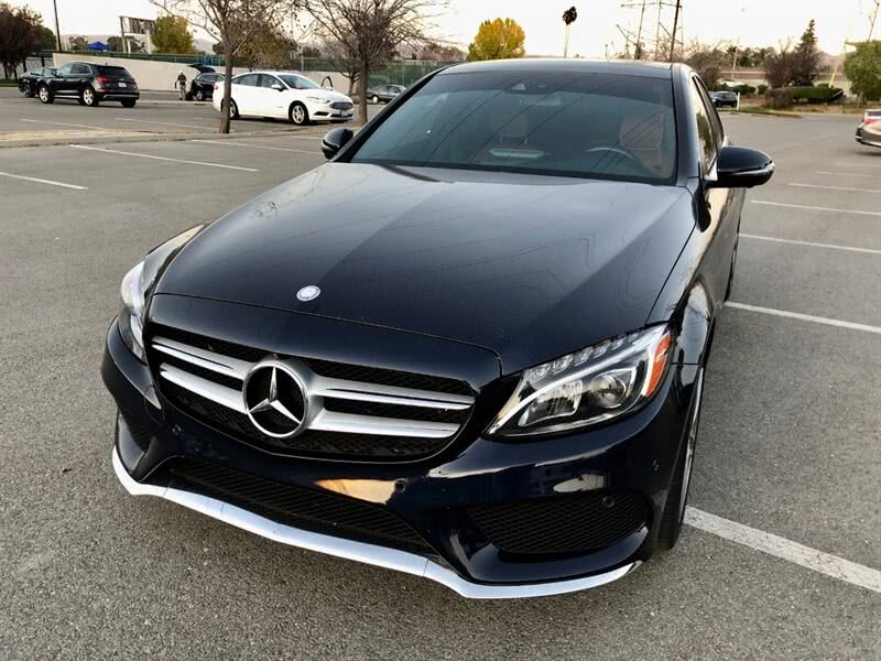 Used 2017 Mercedes-Benz C-Class in Brooklyn, New York | Top Line Auto Inc.. Brooklyn, New York