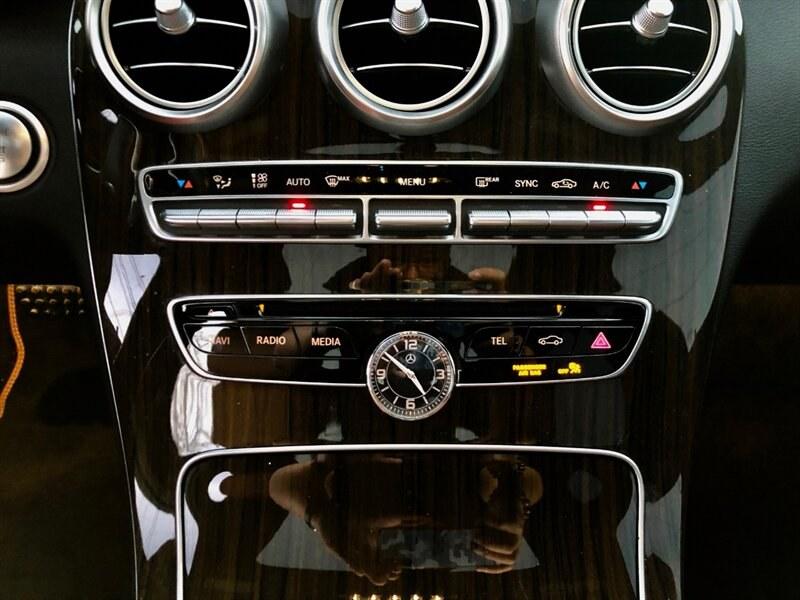 Used Mercedes-Benz C-Class C 300 Sedan with AMG Designo Pkg 2017 | Top Line Auto Inc.. Brooklyn, New York